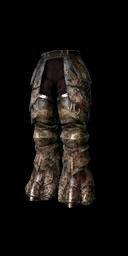 Rusted Mastodon Leggings