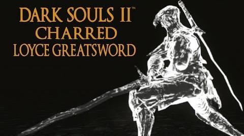 Dark Souls 2 Charred Loyce Greatsword Tutorial (dual wielding w power stance)