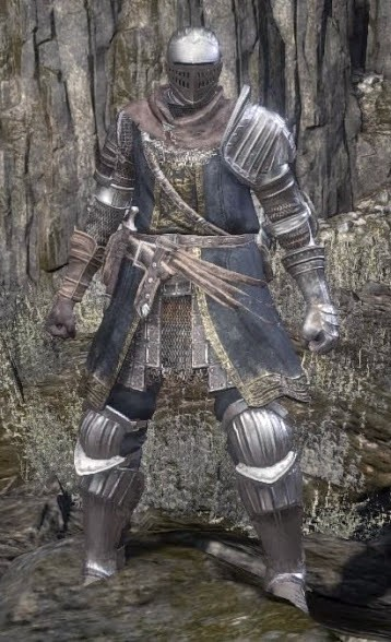 dark souls 2 how to put on armor