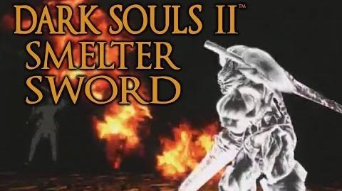 Dark Souls 2 Smelter Sword Tutorial (dual wielding w power stance)