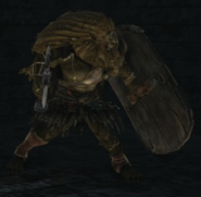 Lion Warrior Gold
