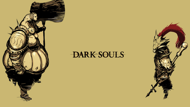 File:Dark souls ornstein and smough wallpaper by xarith-d4svqk4.png
