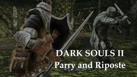 Parry and Riposte (Dark Souls II)