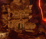 Demon ruins