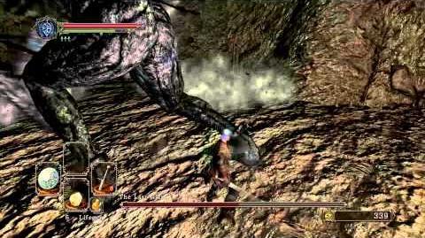 Dark Souls 2 - The Last Giant