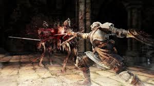 Dark Souls 2 Stab