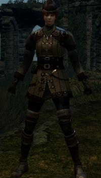 Hunter set female