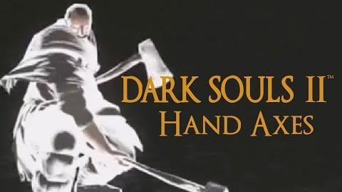 Dark Souls 2 Hand Axe Tutorial (dual wielding w power stance)