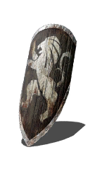 Wooden Shield II