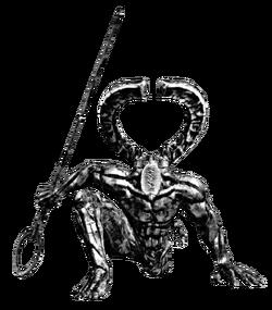 Titanite Demon Render