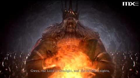 Dark Souls - Opening Cinematic HD