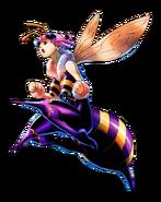 SF vs DS Q-Bee