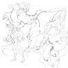 Donovan UFS Ifreet Sword sketch