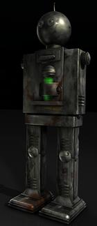 Mystery bot