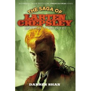 Larten crepsly book 4