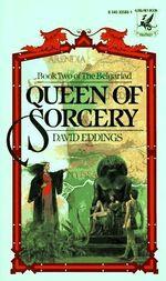 Queen of Sorcery cover
