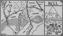 Map of Kell