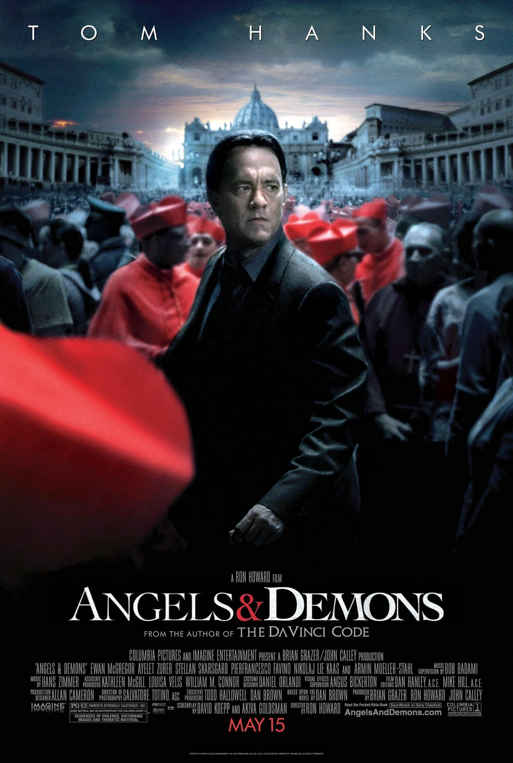 Angels & Demons YIFY subtitles