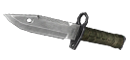 M9A1 bayonet s