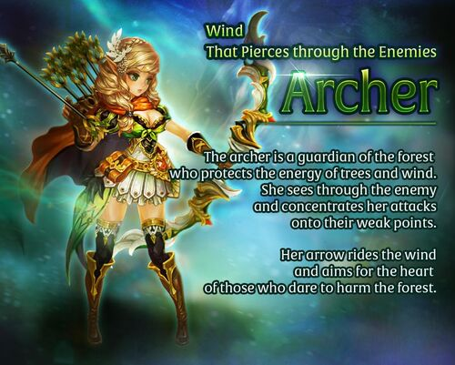 Awakened Archer release poster