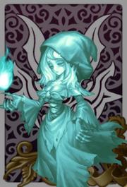 Wandering Banshee Witch