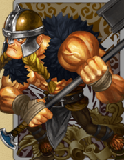 Fearless Warrior Pauli