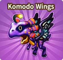 Komodo Wings