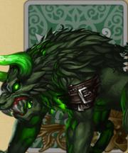 Hachi the Spirit Dog