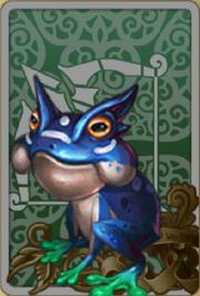 Brook Frog Toto