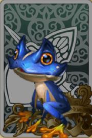 Brook Frog Lolo