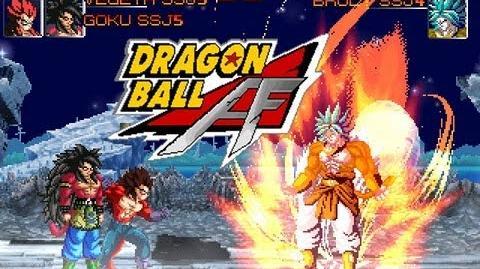 Dragon ball af mugen download pc