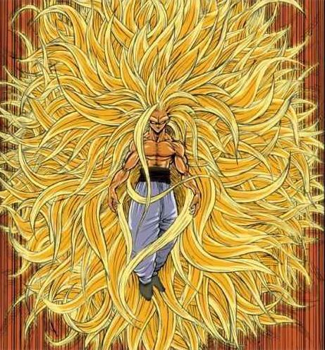Super Saiyan Infinity | Dragon ball AF Wiki | FANDOM ...