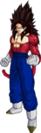 Vegetto ssj4 v1 by db own universe arts-d48043g