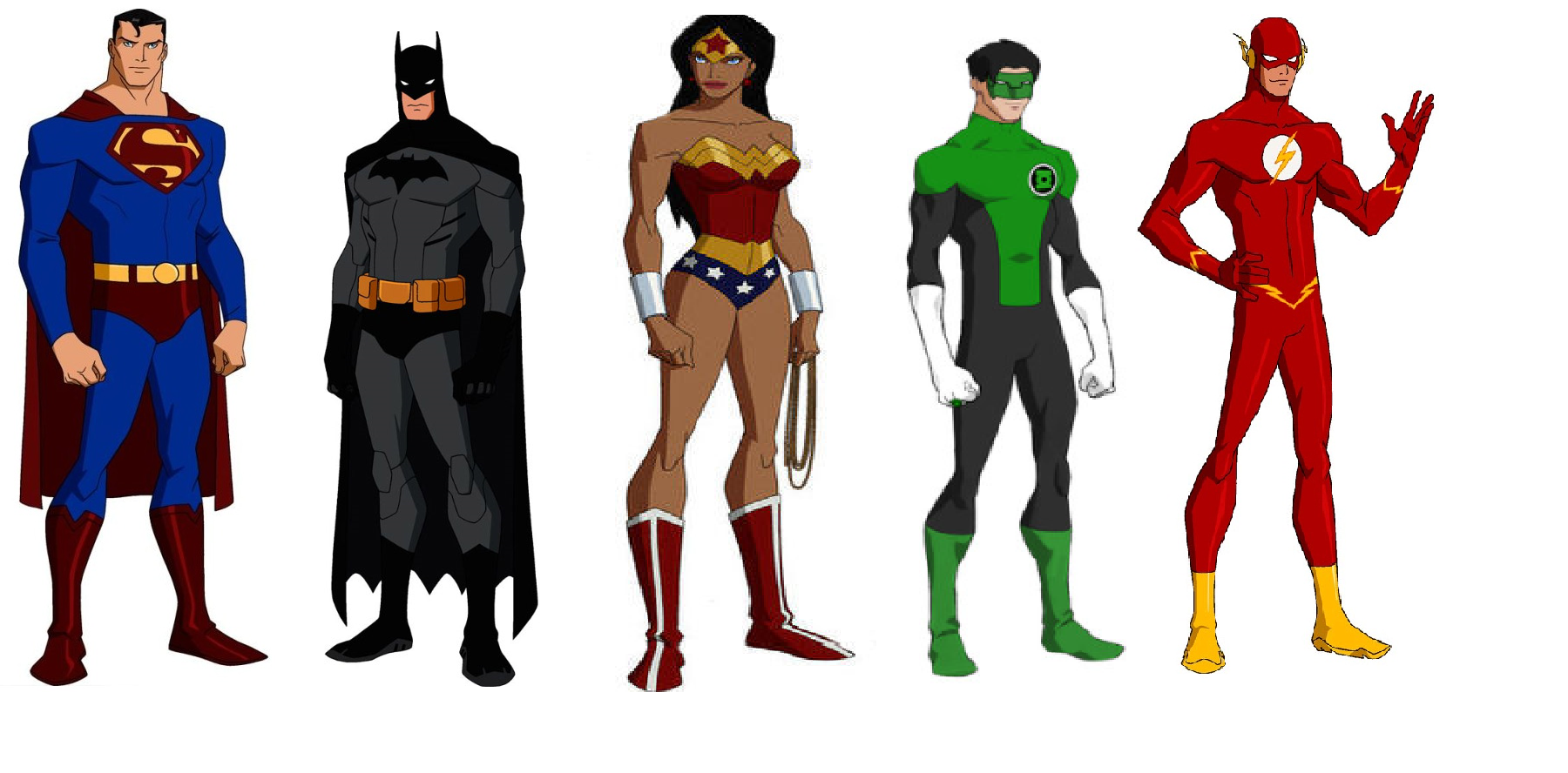 Cartoon Characters Justice League : Justice league world s finest dc comics fanfiction