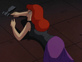 Barbara falls after trying to help Batman.png