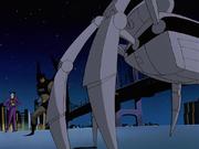 Batman in trouble