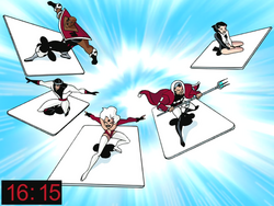 Joker's Royal Flush Gang