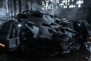 Batmobile first look