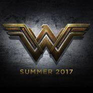 Wonder Woman logo - Summer 2017