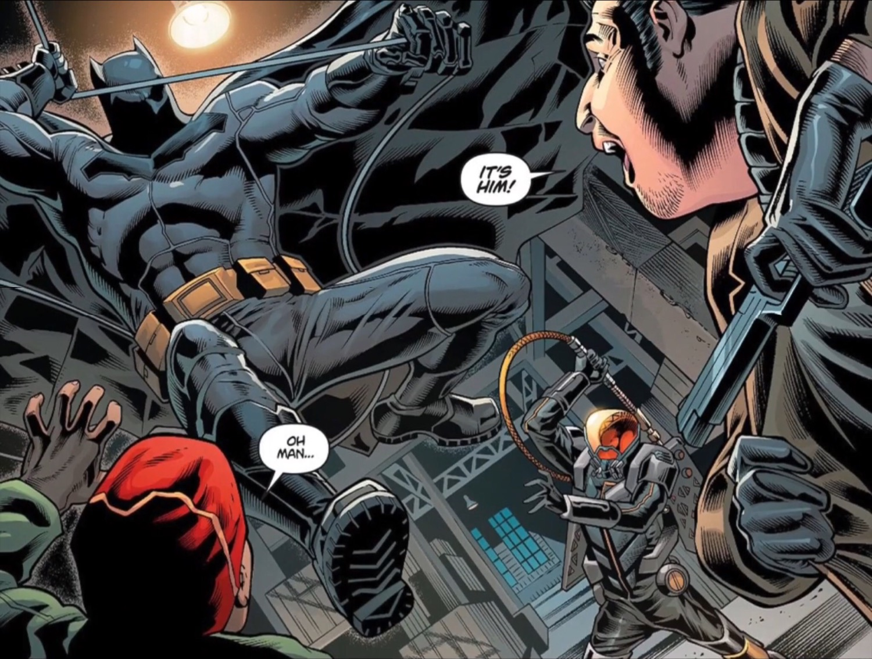 Firefly Batman