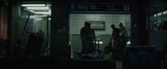 Midway City Subway Platform (TTC Bay St)