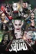 GB Posters - Suicide Squad Circle Maxi Poster