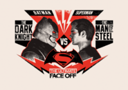 Batman v Superman Dawn of Justice promo - the ultimate face off