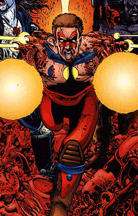 Guy gardner warrior