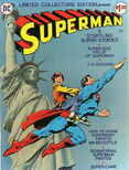Superman statue Liberty