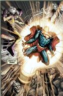 Superman and magic