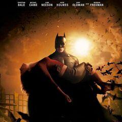 International Batman and Rachel Poster