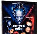 Batman & Robin Home Video