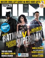 TotalFilm Batman v Superman DOJ-Trinity cover