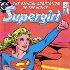 Supergirl comic book adaptation.